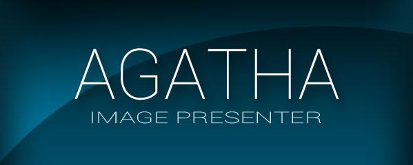 Agatha – Image Presenter for Leap Motion