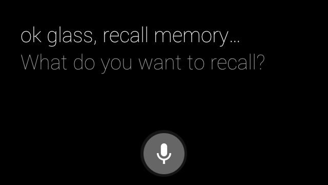 Recall Memory